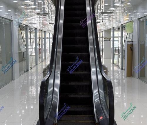 استاندارد پله برقی