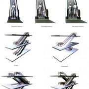 آسانسور و پله برقی