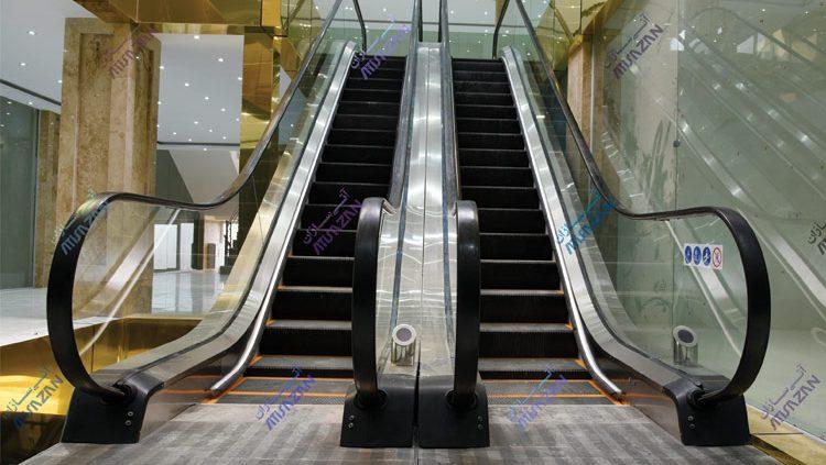 مکانیزم پله برقی