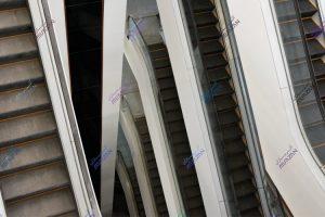 پله برقی out door