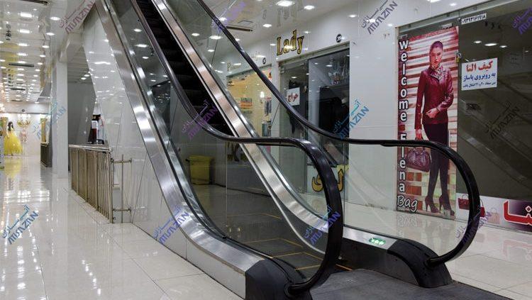 پله برقی indoor